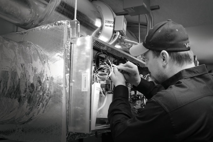 You are currently viewing Four Reasons to Schedule your Fall HVAC Inspection