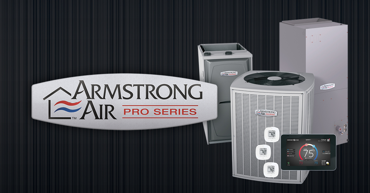 Upgrade Your HVAC System with Armstrong Air