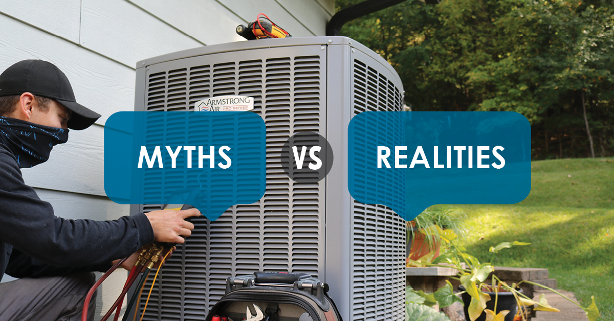 Debunking 5 Common Myths About HVAC Services