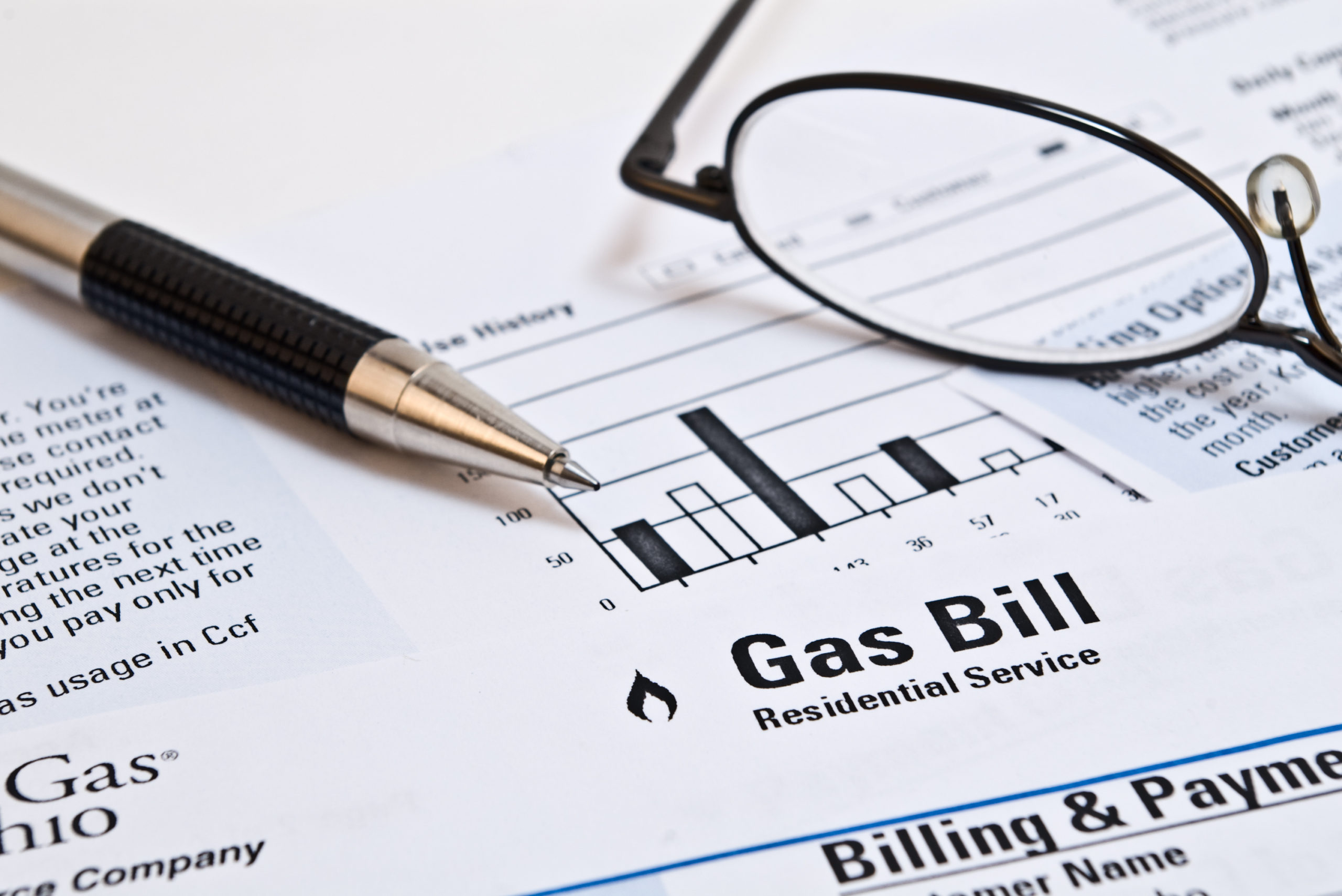 How to Save on Gas Bills This Winter