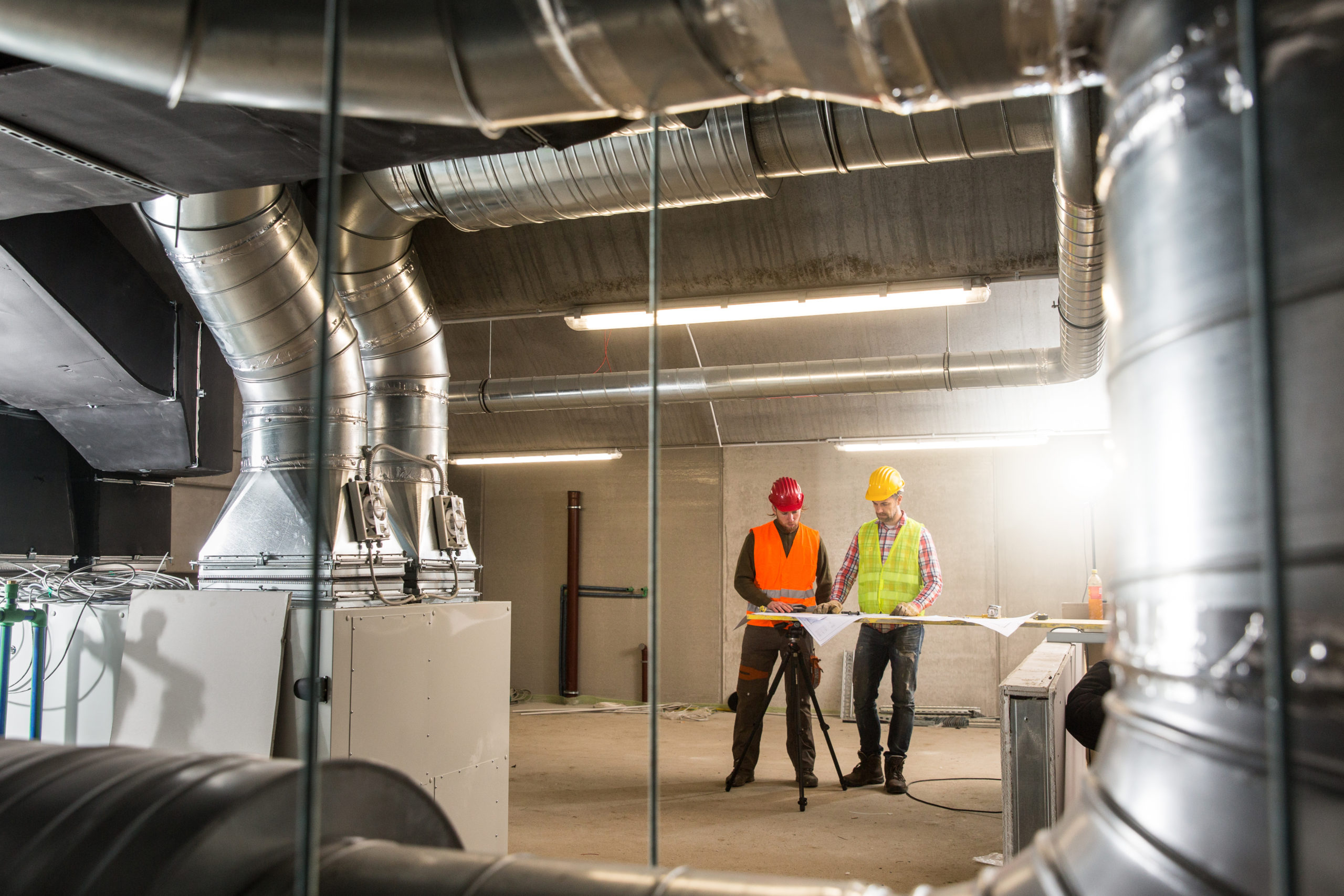 Choosing a Commercial HVAC Contractor